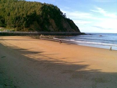 playa de santa marina ribadesella